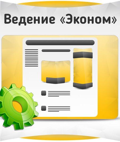 Ведение группы ВКонтакте - Эконом